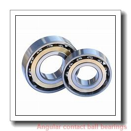 42 mm x 84 mm x 36 mm  FAG 564727 angular contact ball bearings