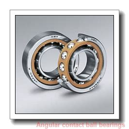 40 mm x 90 mm x 23 mm  ISB QJ 308 N2 M angular contact ball bearings