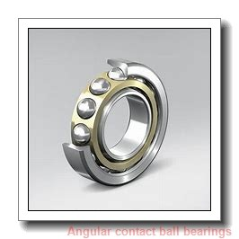 20 mm x 42 mm x 12 mm  FAG HCS7004-C-T-P4S angular contact ball bearings