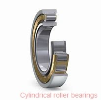 1000 mm x 1320 mm x 236 mm  NACHI 239/1000E cylindrical roller bearings