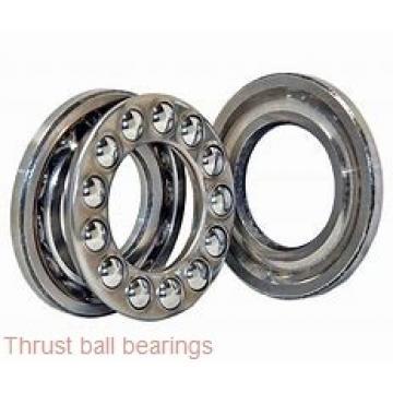 INA FTO6 thrust ball bearings