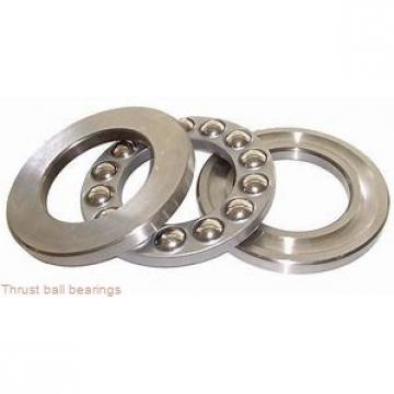 NACHI 67TAD20 thrust ball bearings