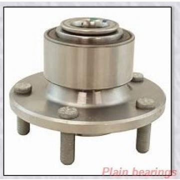40 mm x 62 mm x 33 mm  LS GE40XS/K plain bearings