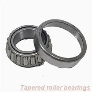 90 mm x 161,925 mm x 42 mm  Gamet 160090/160161X tapered roller bearings
