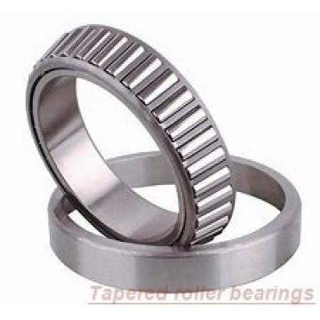 101,6 mm x 180 mm x 46 mm  Gamet 180101X/180180C tapered roller bearings