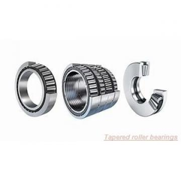 101,6 mm x 190,5 mm x 57,531 mm  Timken 861/854B tapered roller bearings