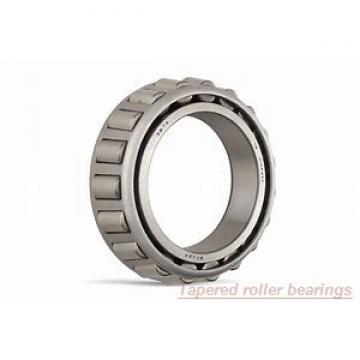 70 mm x 112,712 mm x 33 mm  Gamet 124070/124112XC tapered roller bearings