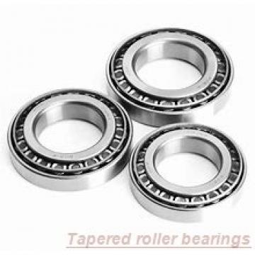 98,425 mm x 152,4 mm x 42 mm  Gamet 160098X/ 160152X tapered roller bearings