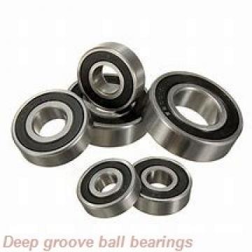 4 mm x 13 mm x 5 mm  ZEN SF624-2RS deep groove ball bearings