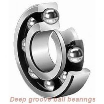 17 mm x 62 mm x 17 mm  Fersa 6403-2RS deep groove ball bearings