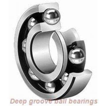 95,000 mm x 170,000 mm x 32,000 mm  NTN 6219ZZNR deep groove ball bearings