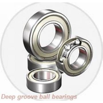3 mm x 10 mm x 4 mm  ZEN S623 deep groove ball bearings