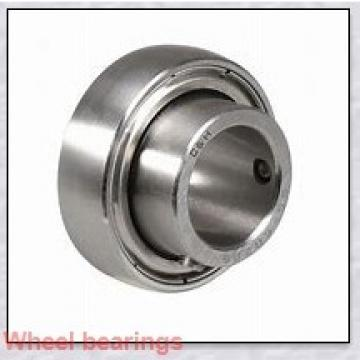 Toyana CX021 wheel bearings