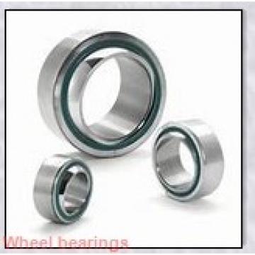 Toyana CX082L wheel bearings