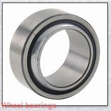 Toyana CX445 wheel bearings