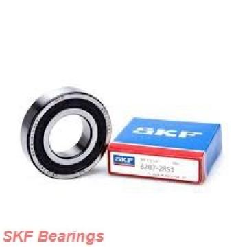 45 mm x 100 mm x 25 mm  SKF 6309 bearing